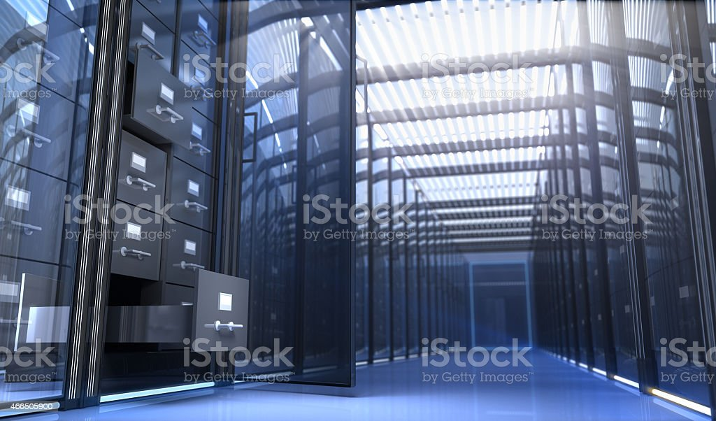 Storage stock photo