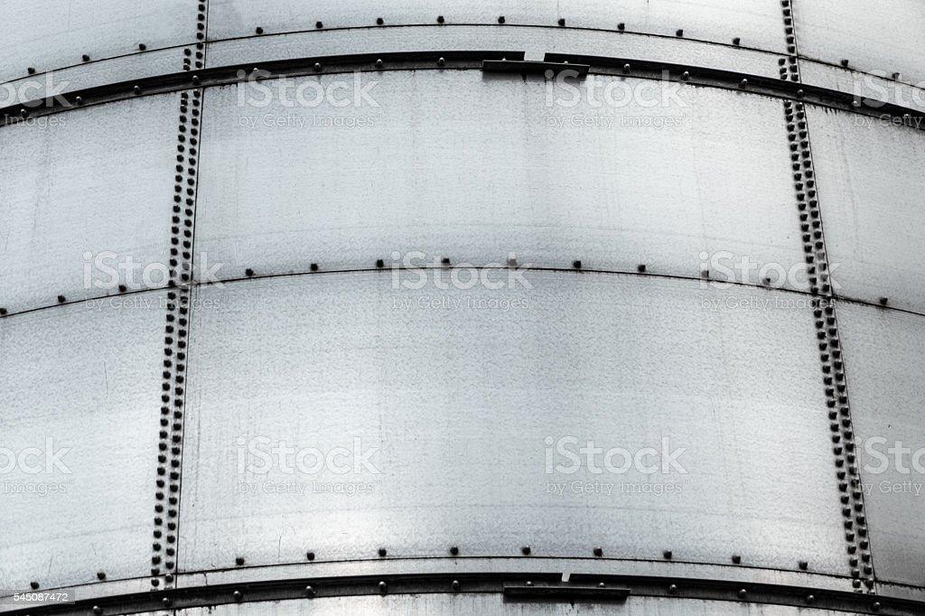 Storage Tank Refinery background stock photo