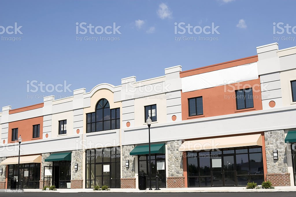 Store Front stock photo