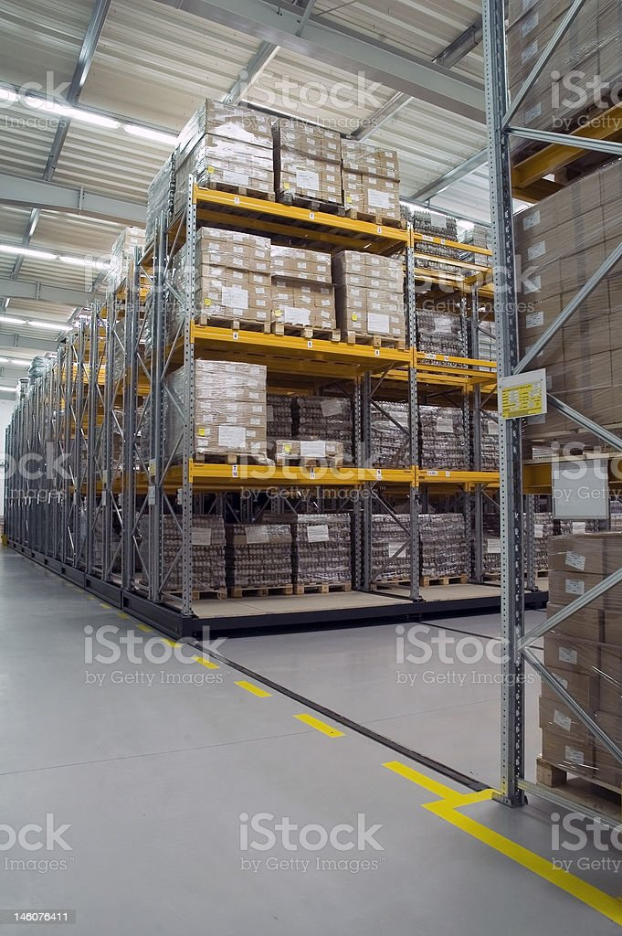 store-house royalty-free stock photo