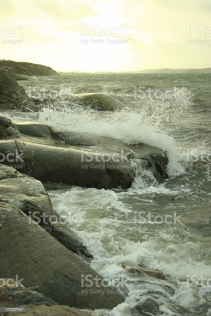 Storm 1 royalty-free stock photo