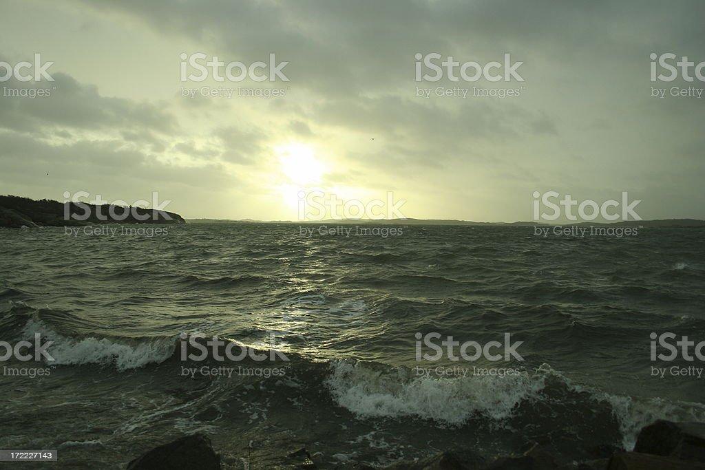 Storm 2 royalty-free stock photo