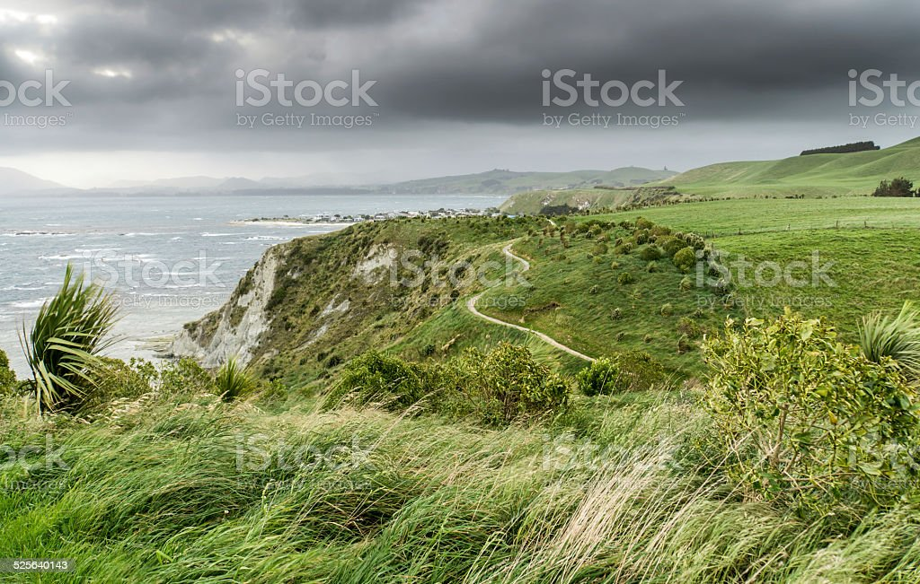 Storm Approaches stock photo