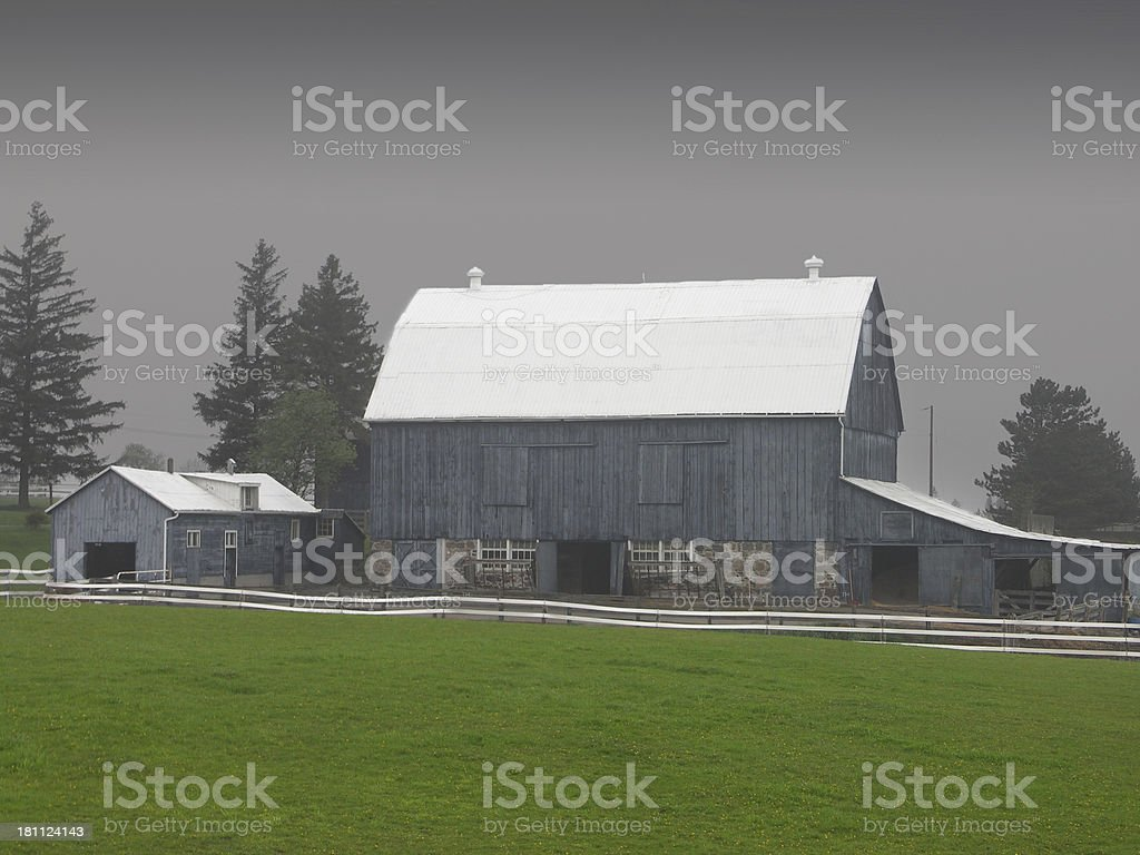 Storm Approaching royalty-free stock photo