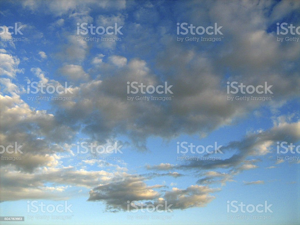 Storm clouds in the sky 009 royalty-free stock photo