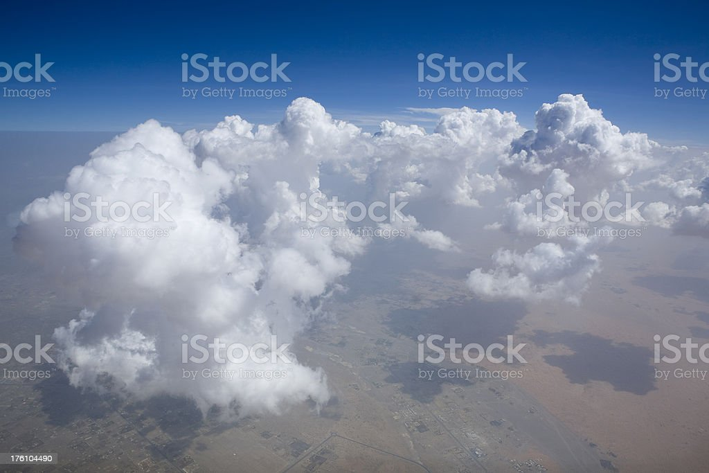 Storm Clouds royalty-free stock photo