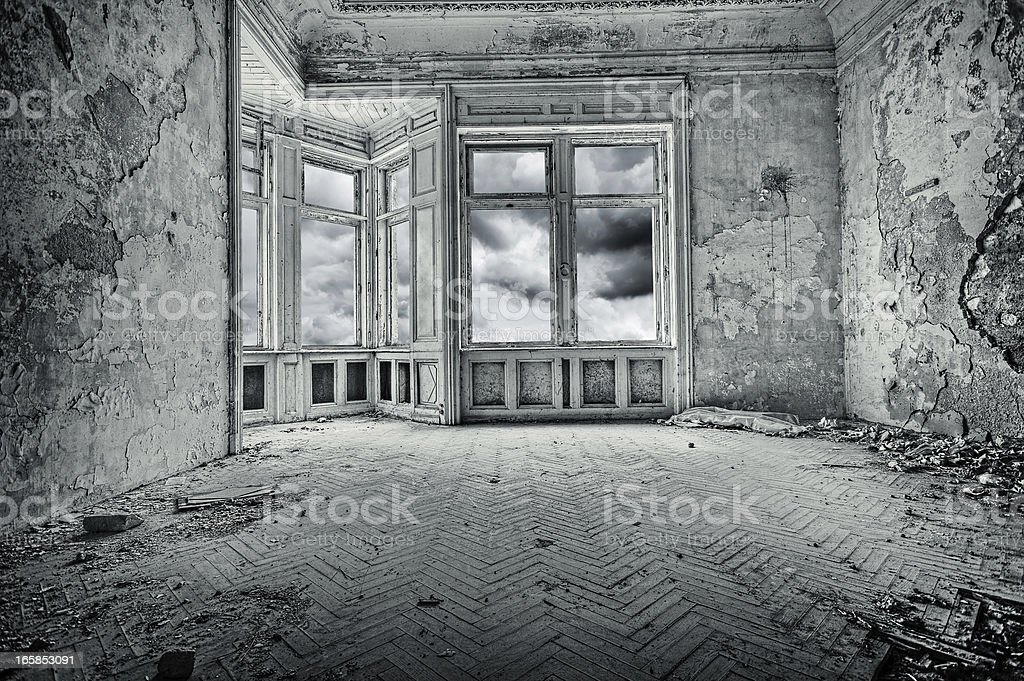 Storm is coming royalty-free stock photo