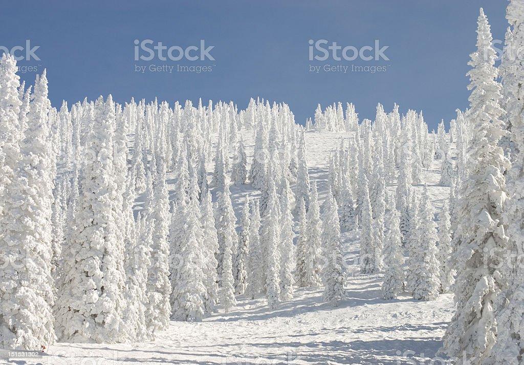 Storm Peak 3 stock photo