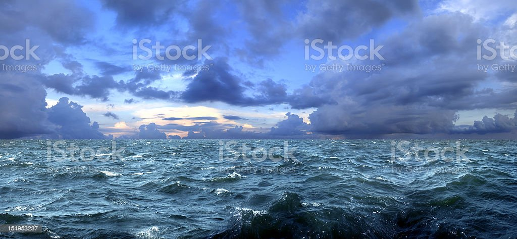 storm royalty-free stock photo