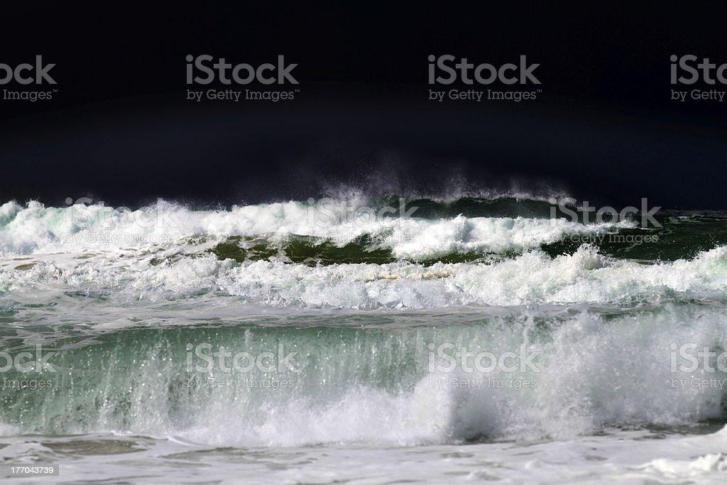 Storm stock photo
