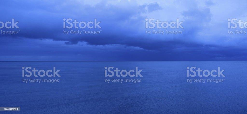 Avviso di tempesta foto stock royalty-free
