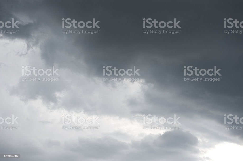 Storm Watch royalty-free stock photo