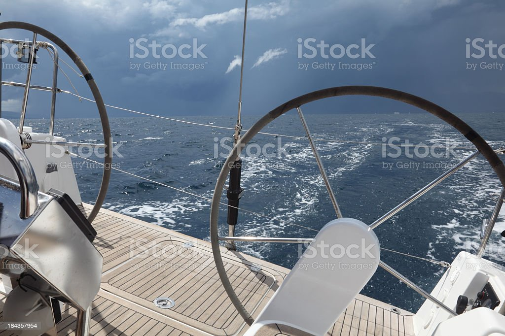 Stormbringer royalty-free stock photo
