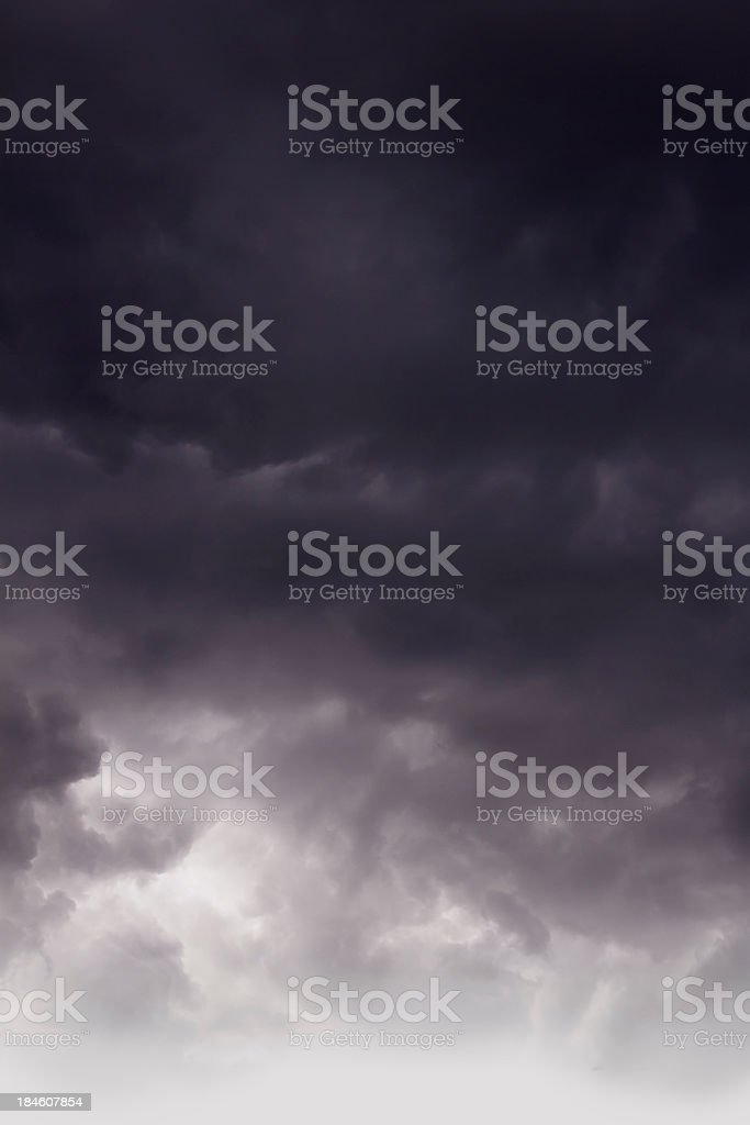 Stormy Background stock photo