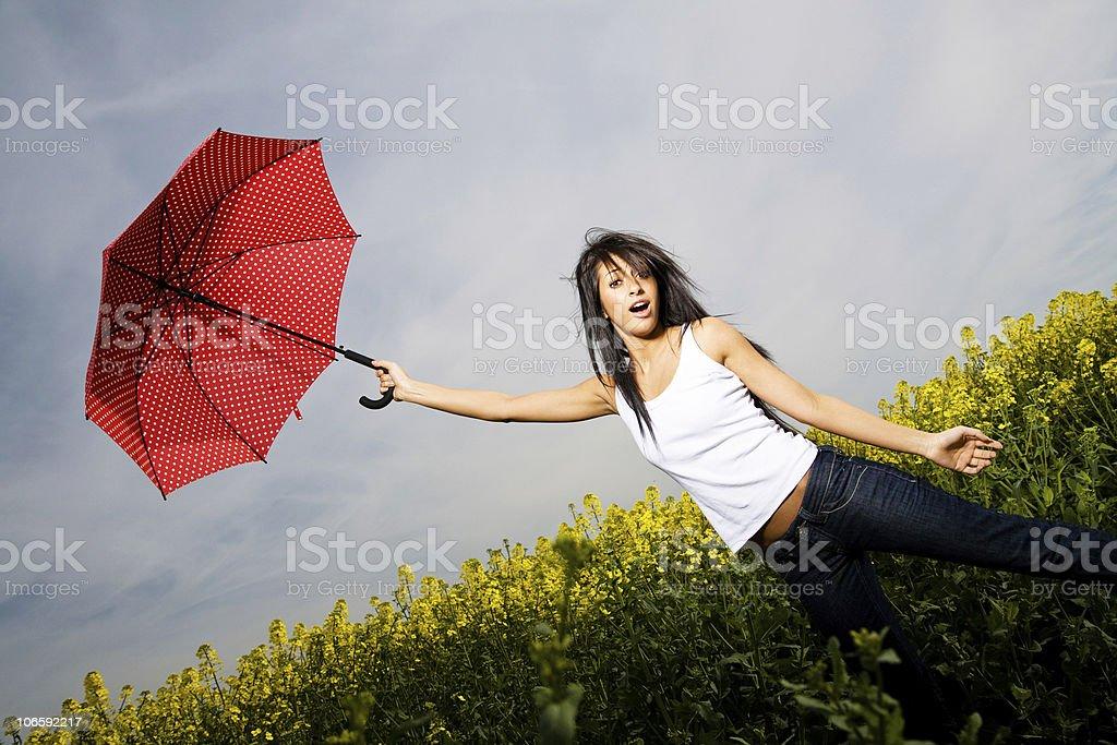 stormy royalty-free stock photo