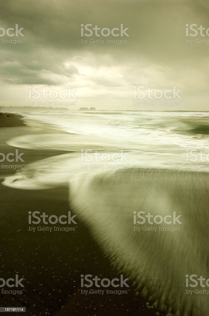 Stormy Sea royalty-free stock photo