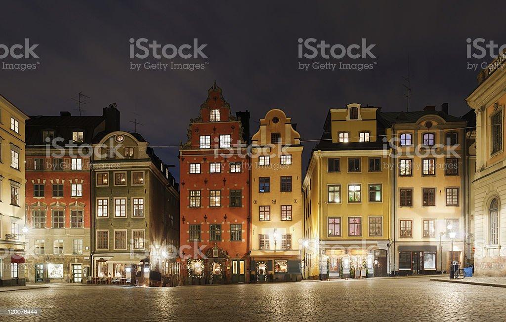 Stortorget royalty-free stock photo