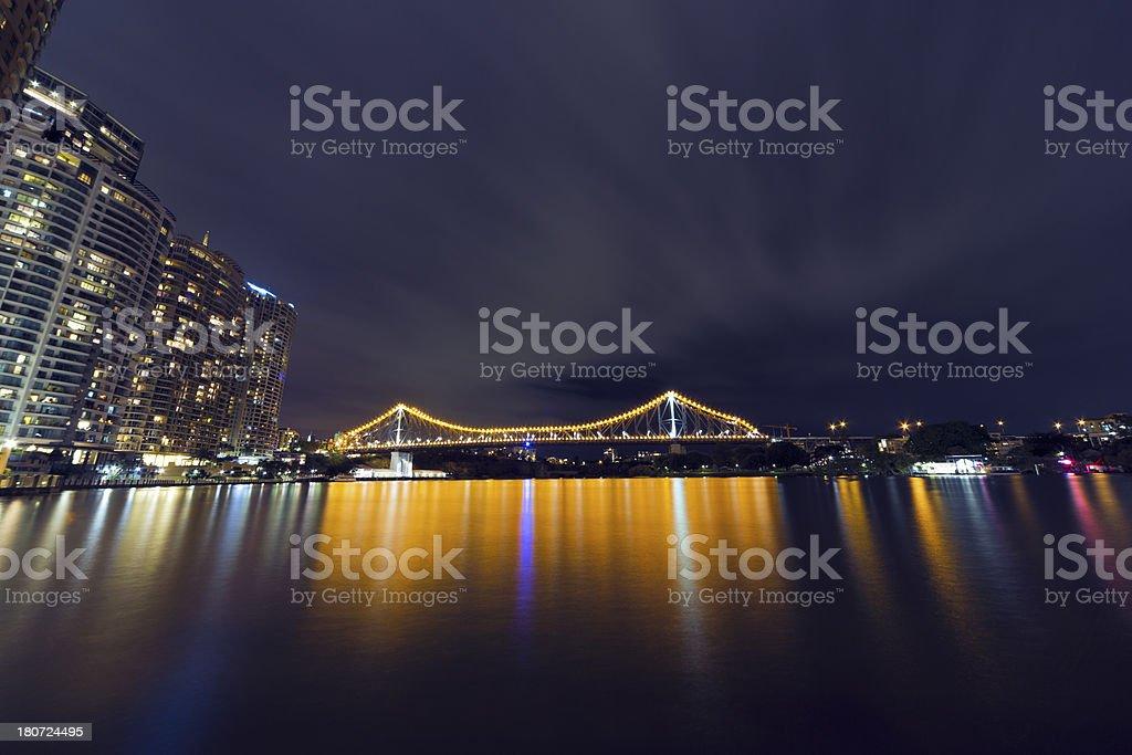 Story Bridge royalty-free stock photo