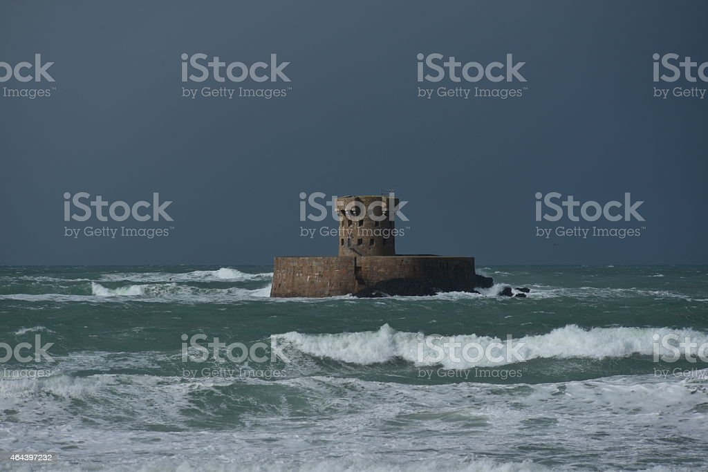 St.Ouen, Jersey, U.K. stock photo