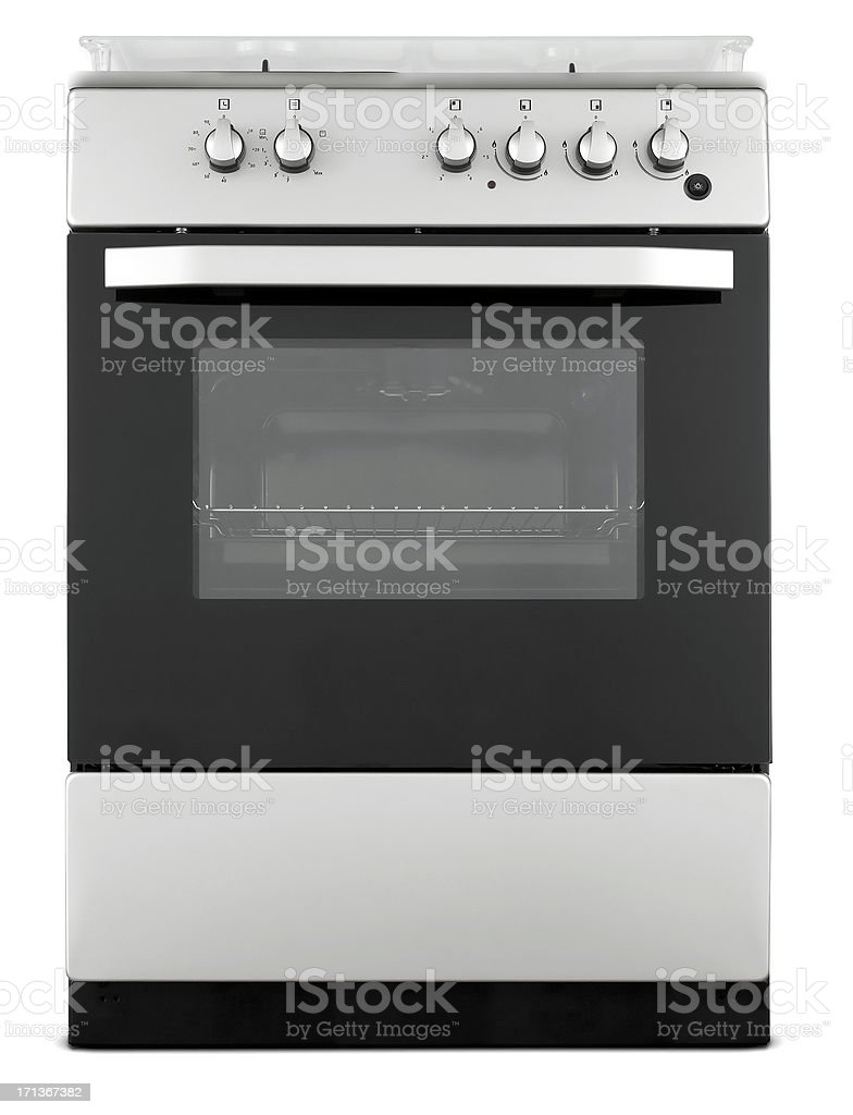 Stove (Click for more) royalty-free stock photo