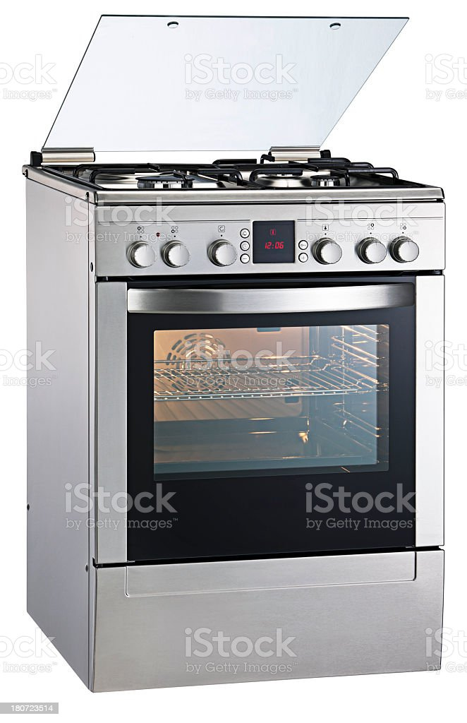 Stove royalty-free stock photo