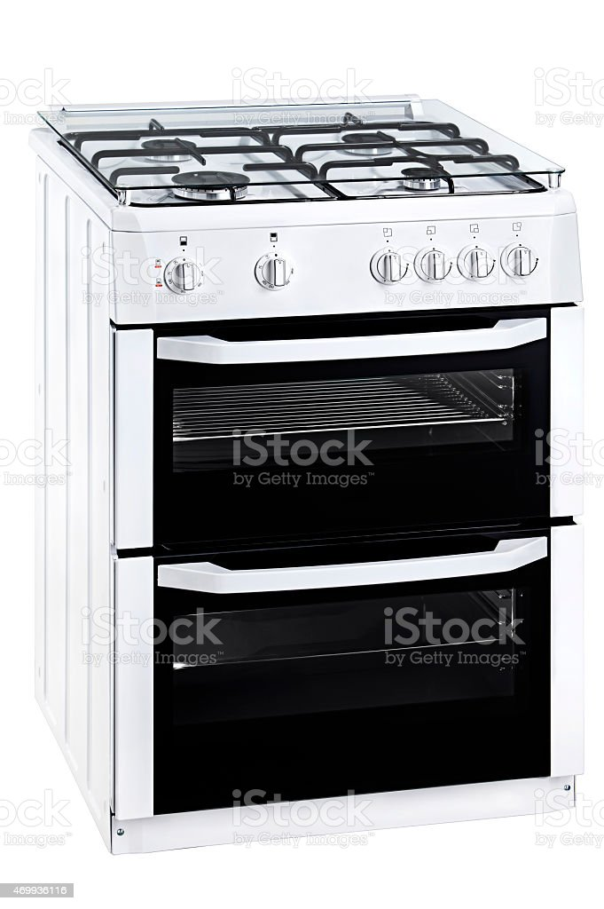 Stove stock photo
