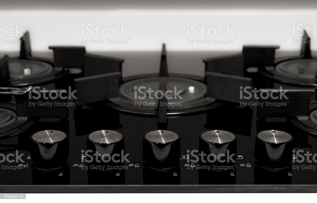Stove Top Cooking stock photo