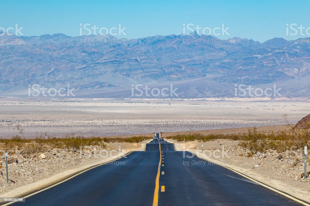 Stovepipe Wells stock photo