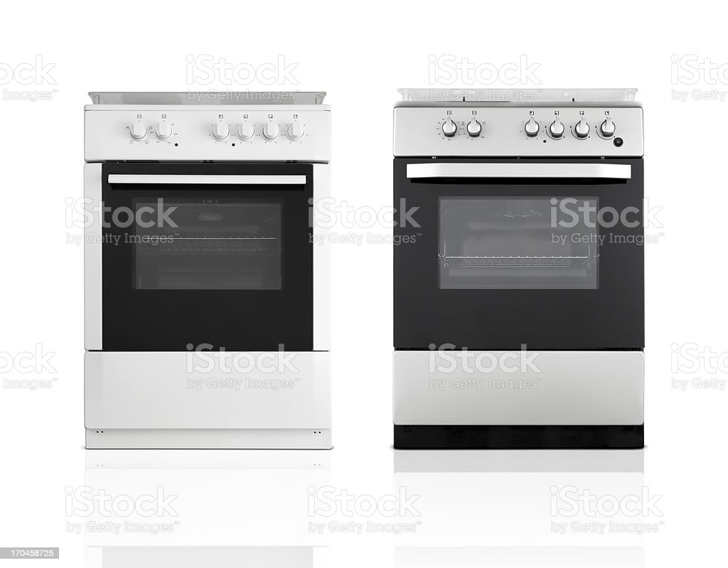 Stoves (Click for more) stock photo