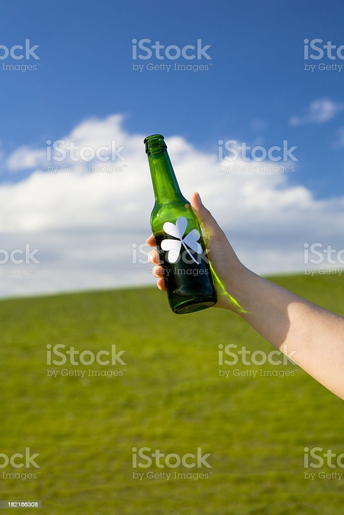 St.Patrick's Day Series royalty-free stock photo