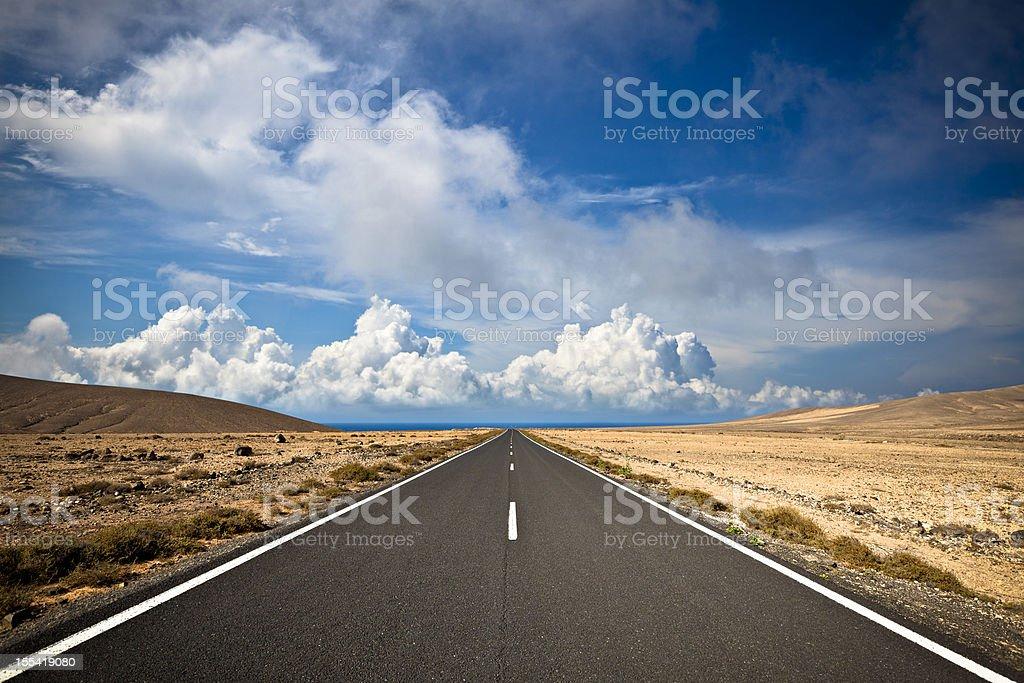 straight forward stock photo