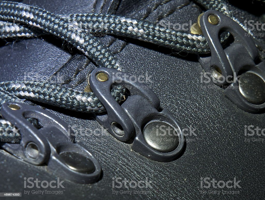 Straight Laced stock photo