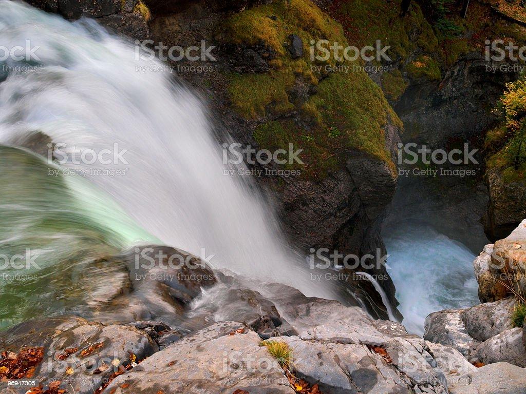 Strait's Waterfalls stock photo