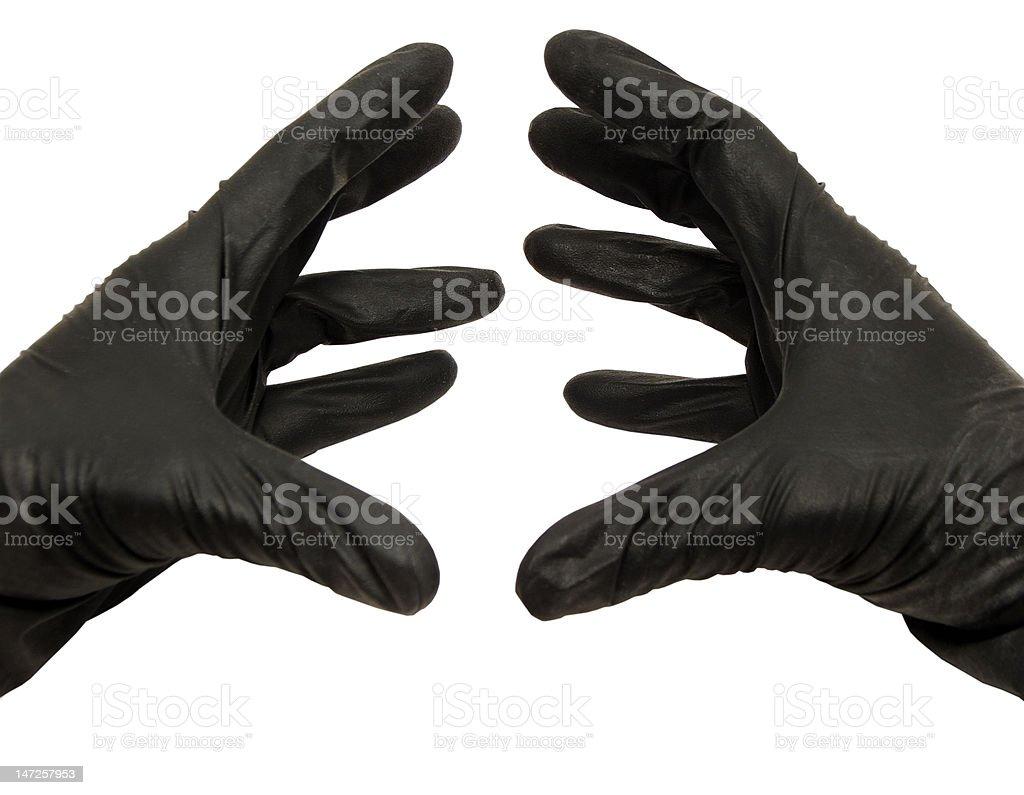 Strangle stock photo