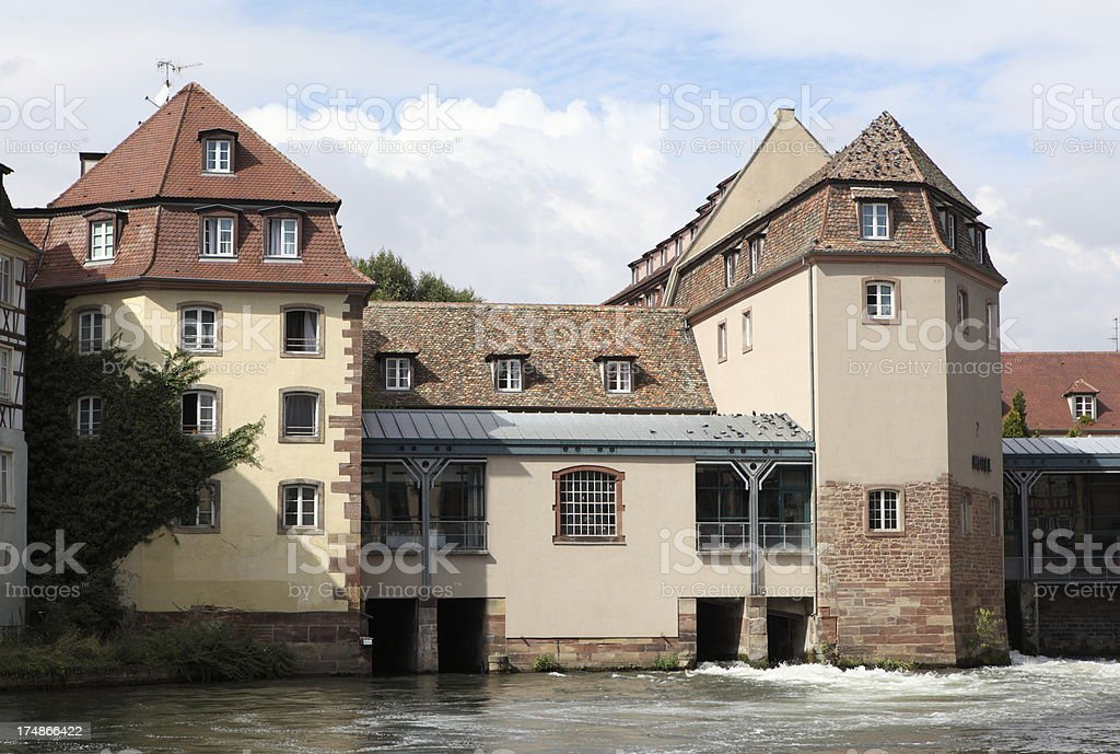 Strasbourg, France royalty-free stock photo