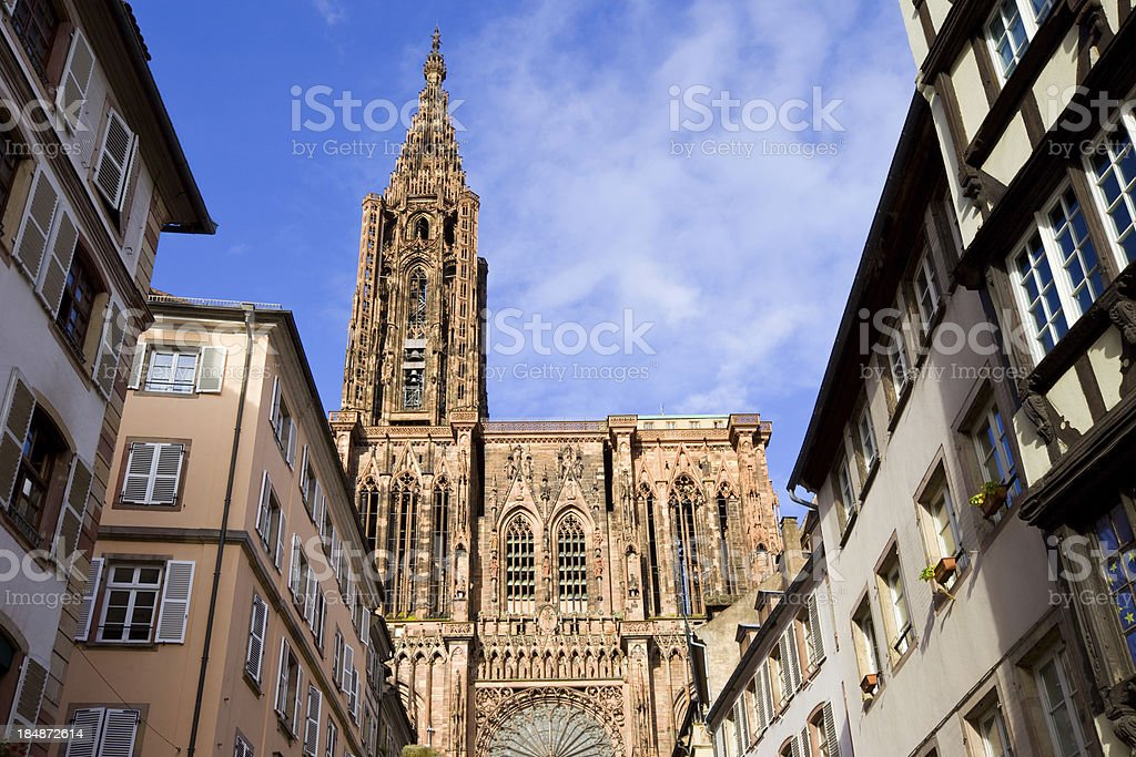 Strasbourg, France stock photo