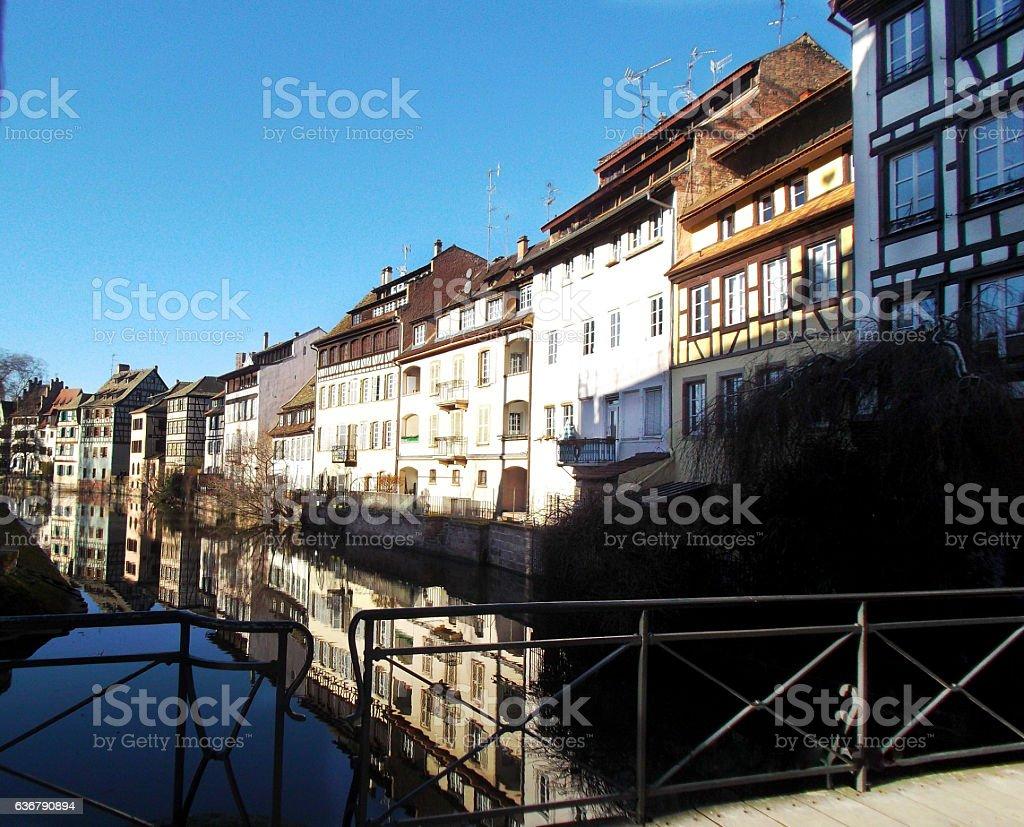 strasbourg france stock photo
