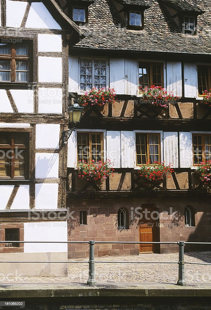 strasbourg royalty-free stock photo