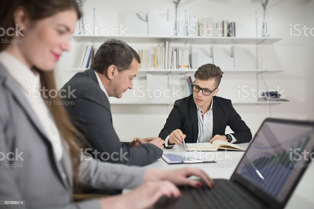 Strategic Planning stock photo