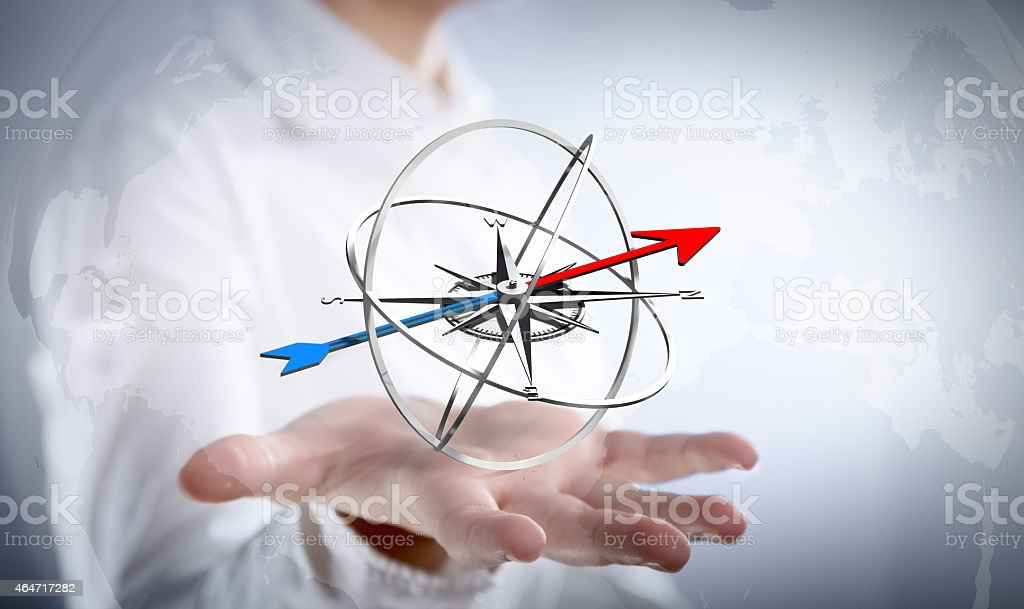 strategy for goal of your business stock photo
