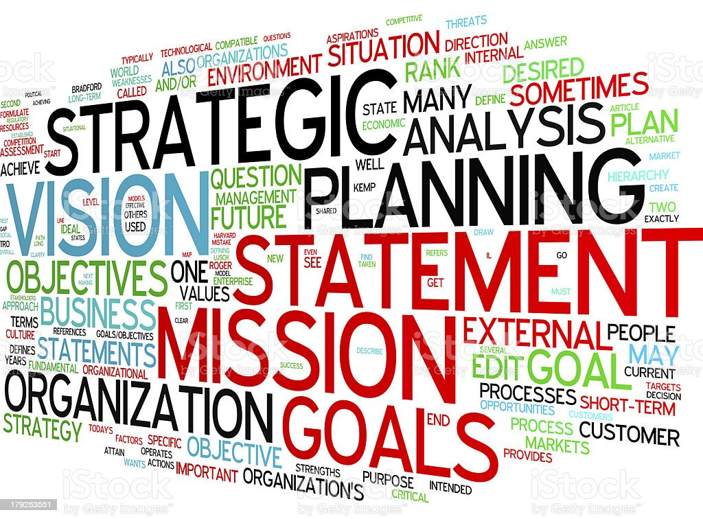 Strategy Planing royalty-free stock photo