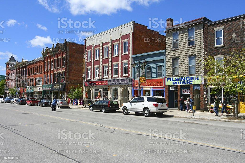 Stratford, Ontario, Canada stock photo