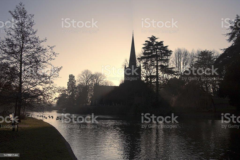 stratford stock photo