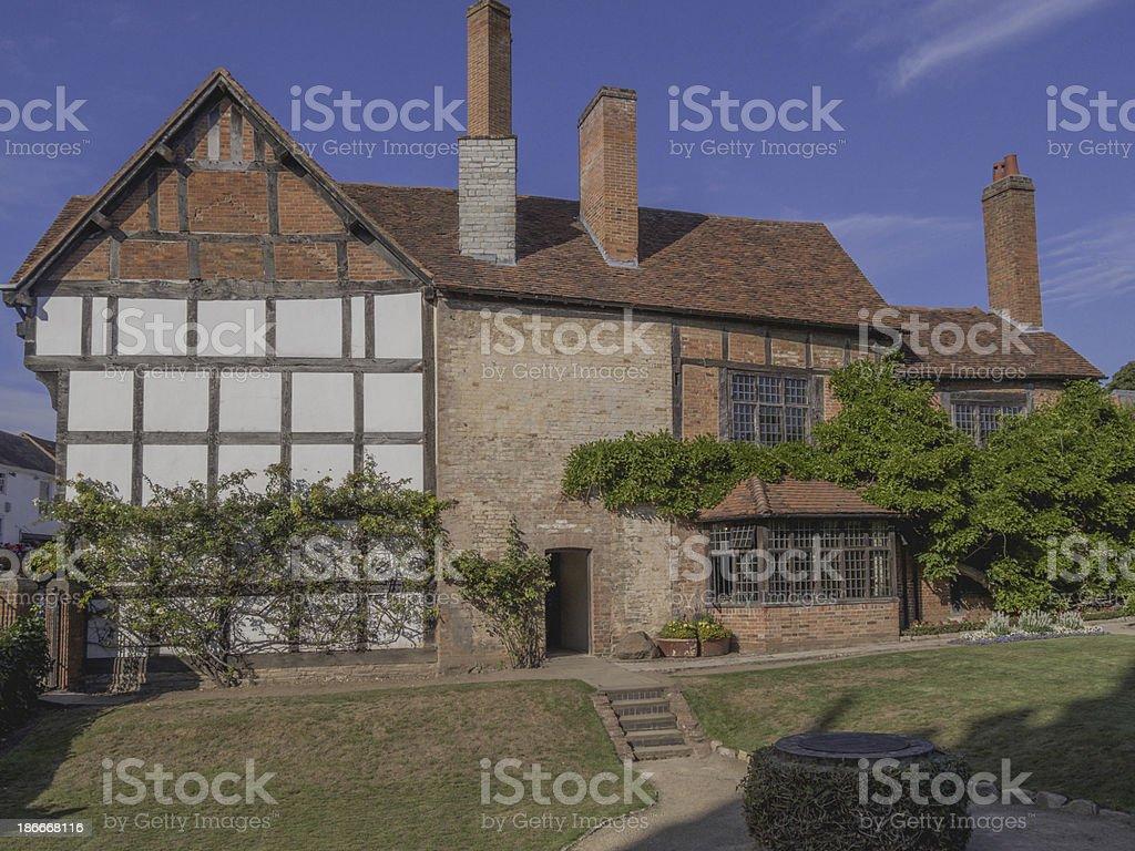 stratford royalty-free stock photo