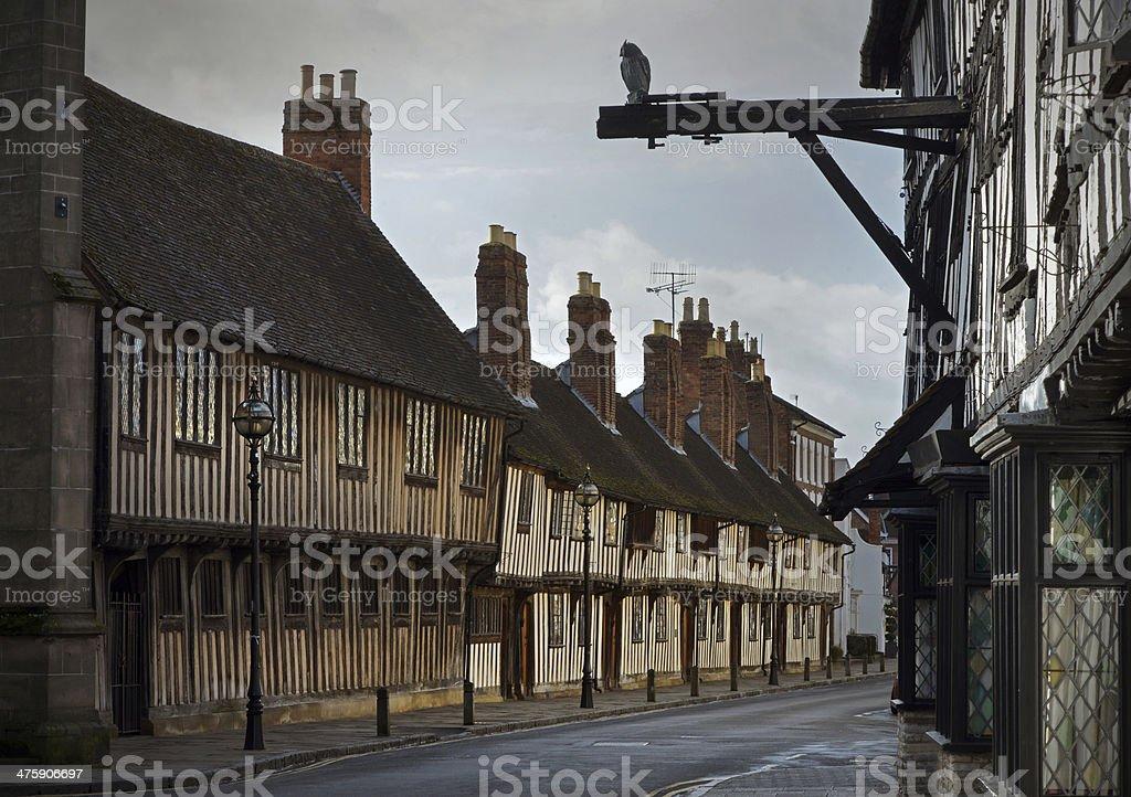 Stratford upon Avon stock photo