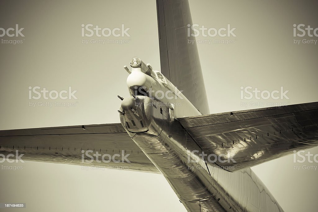 B-52 Stratofortress royalty-free stock photo