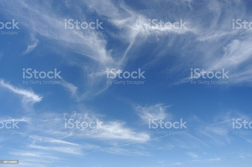 Stratos Cloud Formation stock photo