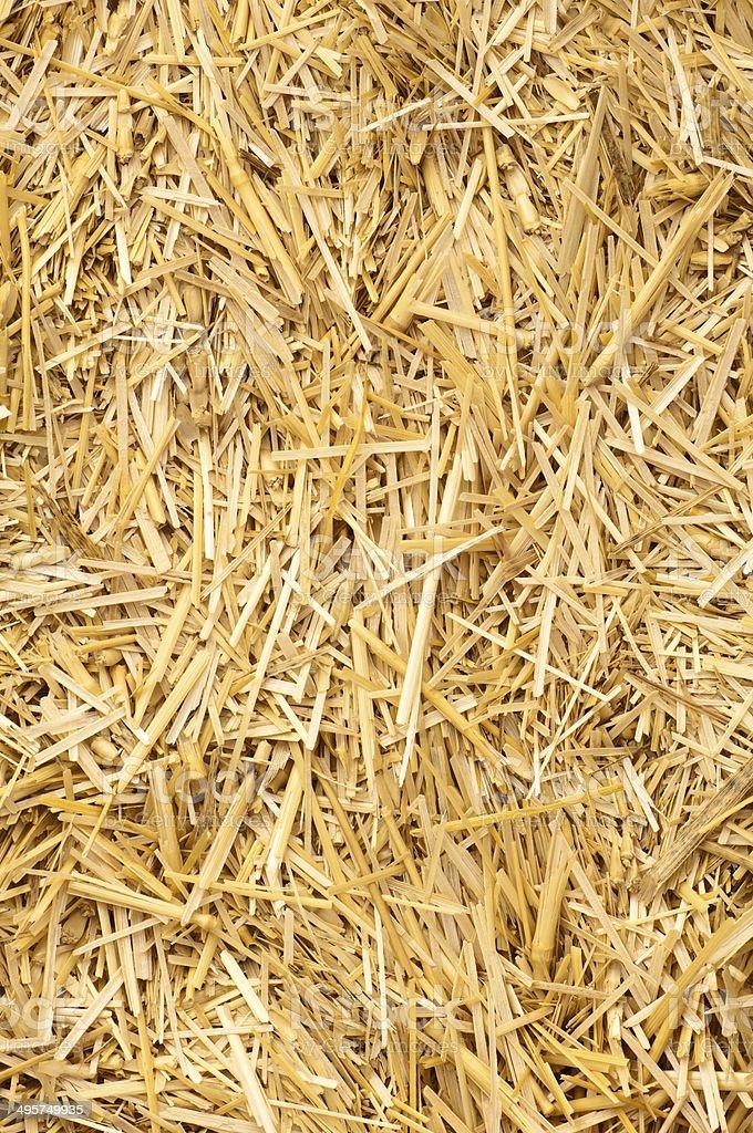 Straw background stock photo