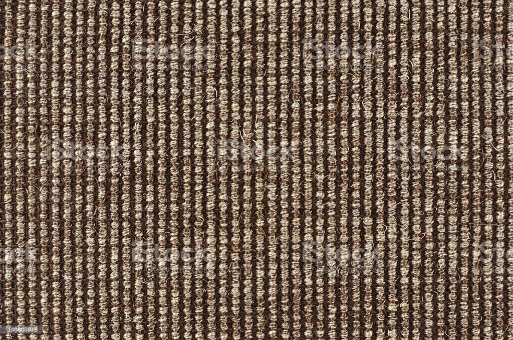 Straw carpet structure stock photo