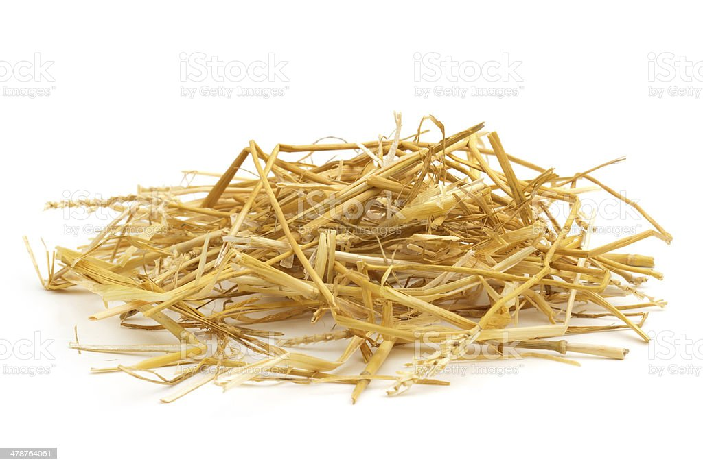 straw stock photo